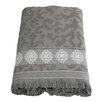 "Linum Home Textiles Aegean ""Fringe"" Bath Sheet"