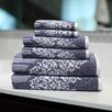 Linum Home Textiles Gioia 6 Piece Towel Set