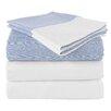 Linum Home Textiles Chevas 100% Turkish Cotton Luxury Sheet Set