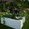 New England Arbors Square Raised Garden