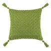 Trina Turk Residential Portola Needlepoint Linen Throw Pillow