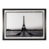 Sterling Industries Custom Eiffel Tower At Dawn Framed Photographic Print