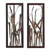 Sterling Industries 2 Piece Hayfield Grass Wall Décor Set