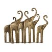 Sterling Industries Papillion Elephant Herd Figurine (Set of 2)