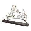 Sterling Industries Little Borough Bicycle Sculpture (Set of 2)