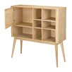 """Sterling Industries Retro Book Rack 47"""" Bookcase"""
