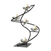 Sterling Industries Iron Spiral Candle Holder
