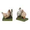 Sterling Industries Book Ends (Set of 2)