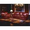 Omnia Leather Torre 4 Seat Leather Living Room Set