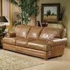 Omnia Leather Houston Leather Sofa