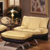 Omnia Leather Princeton Leather Chair