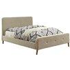 Hokku Designs Dixon Upholstered Platform Bed