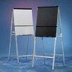 Draper Folding Marker Tray Flipchart Easel