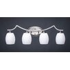 Toltec Lighting Zilo 4 Light Vanity Light