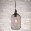 Toltec Lighting Plexus 1 Light Mini Pendant