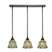 Toltec Lighting Any 3 Light Kitchen Island Pendant
