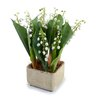 New Growth Designs Faux Lily in Pot