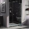 """DreamLine Allure 73"""" x 54"""" Frameless Pivot Shower Door"""