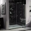 "DreamLine Allure 73"" x 57"" Frameless Pivot Shower Door"