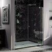 """DreamLine Allure 73"""" x 65"""" Frameless Pivot Shower Door"""
