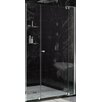 "DreamLine DreamLine Allure  73"" x 48"" Pivot Frameless Shower Door"