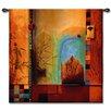 Fine Art Tapestries Abstract Garden Ensemble by Don Li-Leger Tapestry