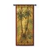 Fine Art Tapestries Classical Masoala Panel I by Jill O'Flannery Tapestry