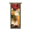 Fine Art Tapestries Abstract Inscription by Jane Bellows, Jane Tapestry