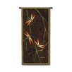 Fine Art Tapestries Abstract October Song I by Ichter Tapestry