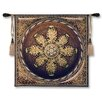 "Fine Art Tapestries ""Classical Leopard with Rosette"" by Acorn Studios Tapestry"