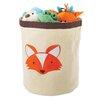 Whitmor, Inc Fox Round Toy Storage Bin