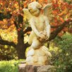 OrlandiStatuary Angels Rose Giver Statue