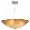Van Teal 4 Light Inverted Pendant