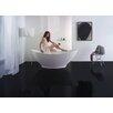 Aquatica PureScape AquateX™ 621 Freestanding Stone Bathtub