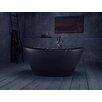 """Aquatica PureScape 63"""" x 33.5"""" Soaking Bathtub"""
