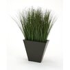 Distinctive Designs Silk Grass in Planter