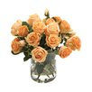 Distinctive Designs Waterlook Silk Roses in Cylinder