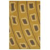 Noble House Decor Gold Area Rug