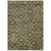 Noble House Legacy Gray/Gold Shag Area Rug