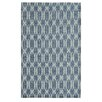 Noble House Electra Blue Area Rug