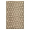Noble House Electra Caramel Area Rug