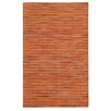 Noble House Lazzarro Orange Area Rug