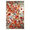 Mohawk Home Strata Tossed Floral Multi Printed Area Rug