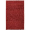 Mohawk Home Urban Retreat Bolster Shag Crimson Tufted Area Rug