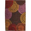 Mohawk Home Tallo String Theory Medalyon Sunset Area Rug