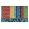 Mohawk Home Lattice Stripes Doormat