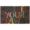 Mohawk Home Wipe Your Paws Doormat