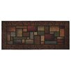 Mohawk Home Doorscapes Manor Paisley Spice Doormat