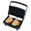 Chef Buddy Non-Stick Panini Press and Grill with Lid