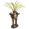 Design Toscano Egyptian Urn Carrier Maidens Sculptural Vase